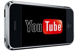 YouTube on the iPhone