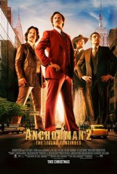 Anchorman 2: The Legend Continues Movie