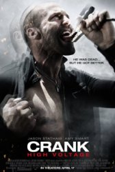 Crank: High Voltage Movie