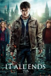 Harry Potter and the Deathly Hallows: Part II Movie