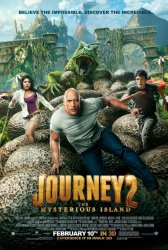 Journey 2: The Mysterious Island Movie