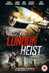 London Heist Movie Poster