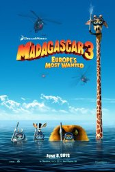 Madagascar 3: Europe's Most Wanted Movie