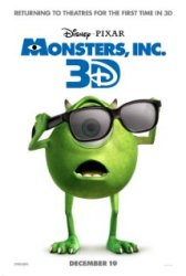 Monsters, Inc. 3D Movie