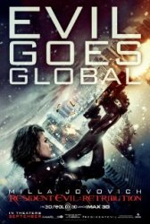 Resident Evil: Retribution Movie