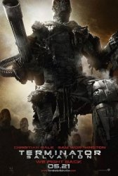 Terminator Salvation Movie