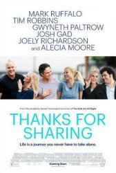 Thanks for Sharing Movie