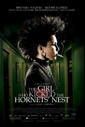 The Girl Who Kicked the Hornet's Nest Movie