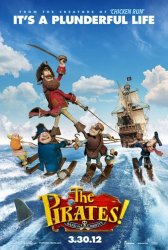 The Pirates! In an Adventure with Scientists! Movie