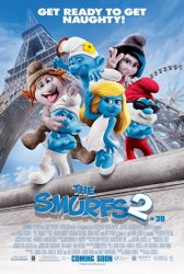 The Smurfs 2 Movie