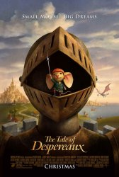 The Tale of Despereaux Movie