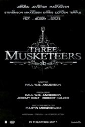 The Three Musketeers Movie
