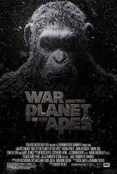 War for the Planet of the Apes Movie